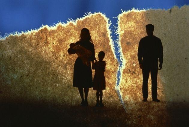 Effect of divorce on children