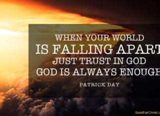 Battling depression with God