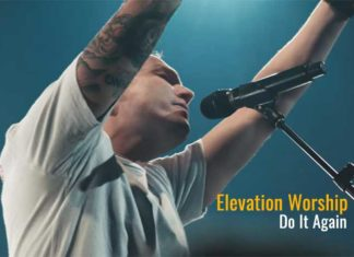 Do It Again Elevation Worship song