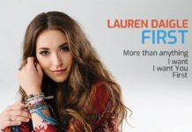 Lauren Daigle First